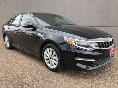 2018_Kia_Optima_LX_ Mission TX