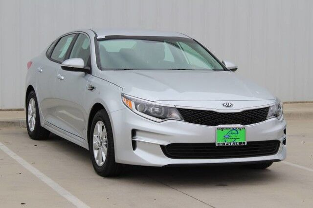 2018 Kia Optima LX Paris TX