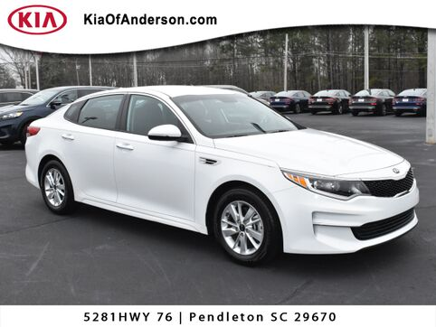 2018_Kia_Optima_LX_ Greenville SC