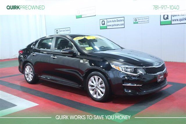 2018 Kia Optima LX Braintree MA