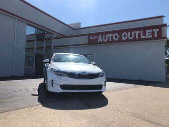 2018_Kia_Optima_LX_ Richmond KY