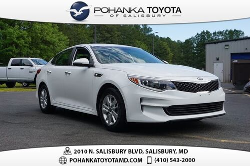2018_Kia_Optima_LX_ Salisbury MD