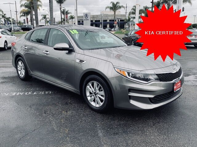 2018 Kia Optima LX San Diego County CA