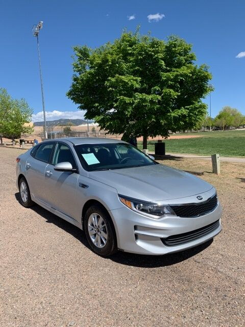 2018_Kia_Optima_LX_ Santa Fe NM