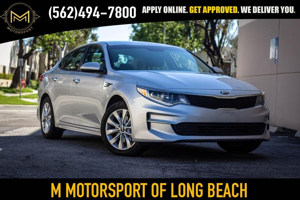 2018_Kia_Optima_LX Sedan 4D_ Long Beach CA