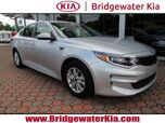 2018 Kia Optima LX Sedan, Rear-View Camera, Blind Spot Monitor, Touch-Screen Audio, UVO eServices Infotainment, Apple CarPlay & Android Auto Integration, Front Bucket Seats, 16-Inch Alloy Wheels,