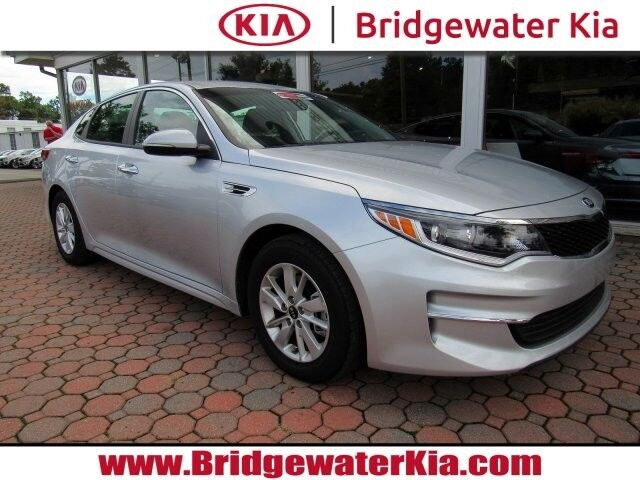2018 Kia Optima LX Sedan, Rear-View Camera, Blind Spot Monitor, Touch-Screen Audio, UVO eServices Infotainment, Apple CarPlay & Android Auto Integration, Front Bucket Seats, 16-Inch Alloy Wheels, Bridgewater NJ