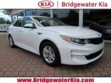 2018_Kia_Optima_LX Sedan, Rear-View Camera, Touch-Screen Audio, UVO eServices Infotainment, Apple CarPlay & Android Auto Integration, Front Bucket Seats, 16-Inch Alloy Wheels,_ Bridgewater NJ