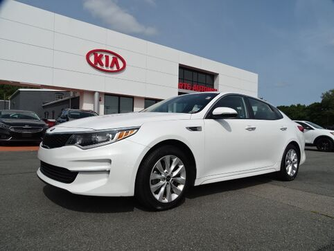2018_Kia_Optima_LX_ Swansea MA