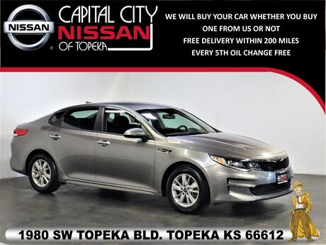 2018 Kia Optima LX Topeka KS