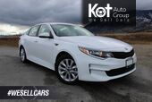 2018 Kia Optima LX, Very Low Km's, No Accidents, Heated Front Seats