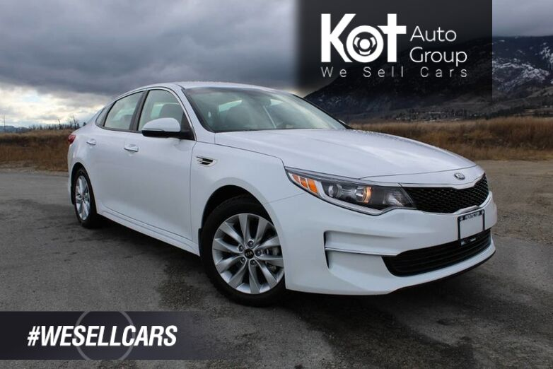 2018 Kia Optima LX, Very Low Km's, No Accidents, Heated Front Seats Penticton BC