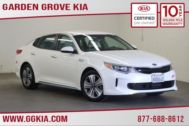 2018 Kia Optima Plug-In Hybrid EX Garden Grove CA