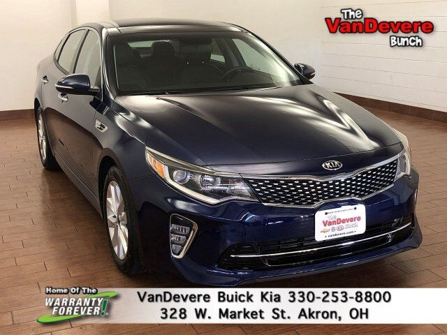 2018 Kia Optima S Akron OH