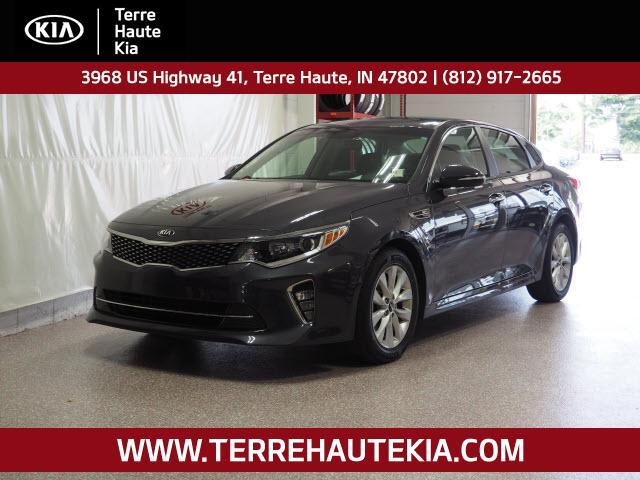 2018 Kia Optima S Auto Terre Haute IN