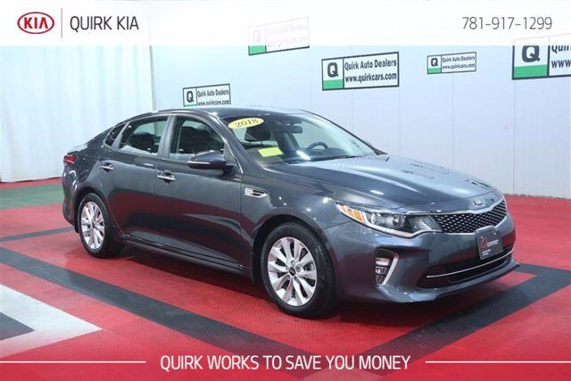2018 Kia Optima S Braintree MA