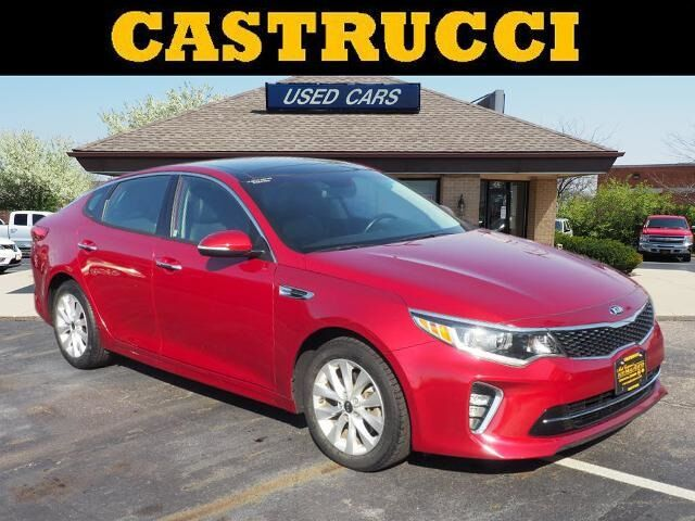 2018 Kia Optima S Dayton OH