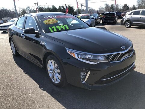 2018_Kia_Optima_S_ Evansville IN