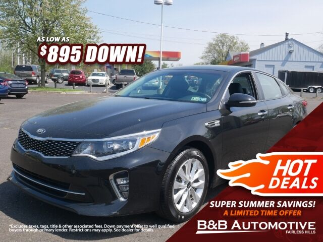 2018 Kia Optima S Fairless Hills PA
