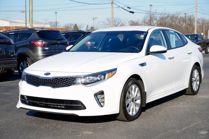2018 Kia Optima S Fort Wayne Auburn and Kendallville IN