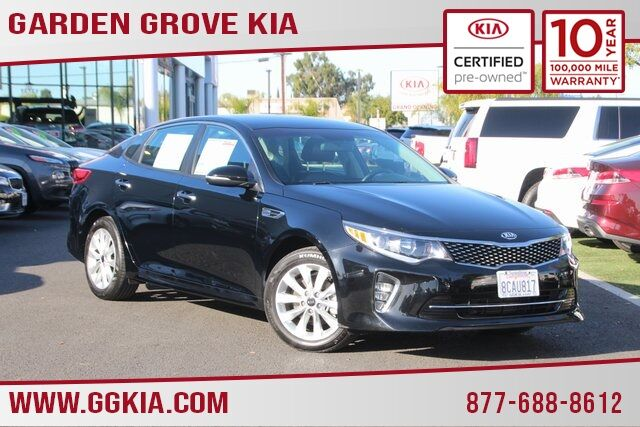 2018 Kia Optima S Garden Grove CA