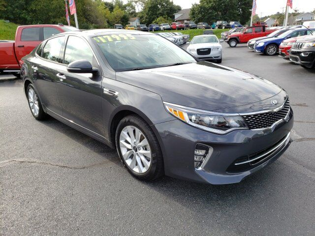 2018 Kia Optima S Hamburg PA