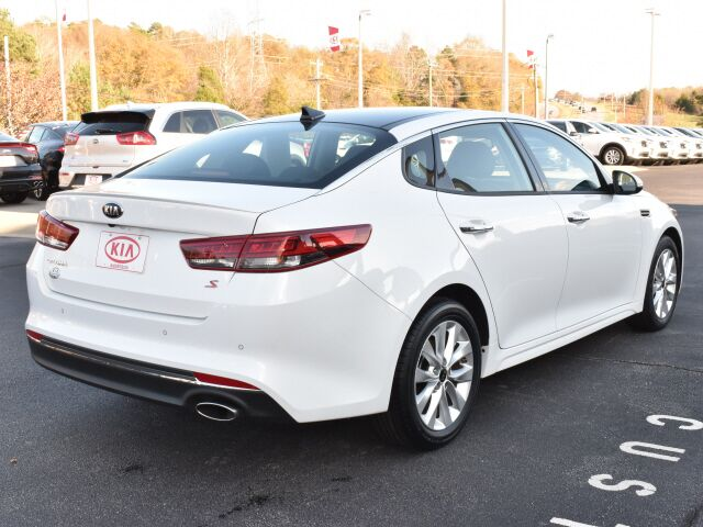 2018 Kia Optima S Greenville SC
