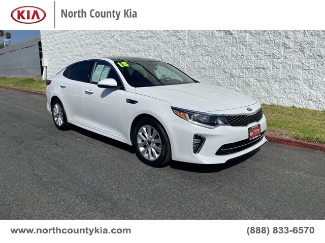 2018 Kia Optima S San Diego County CA