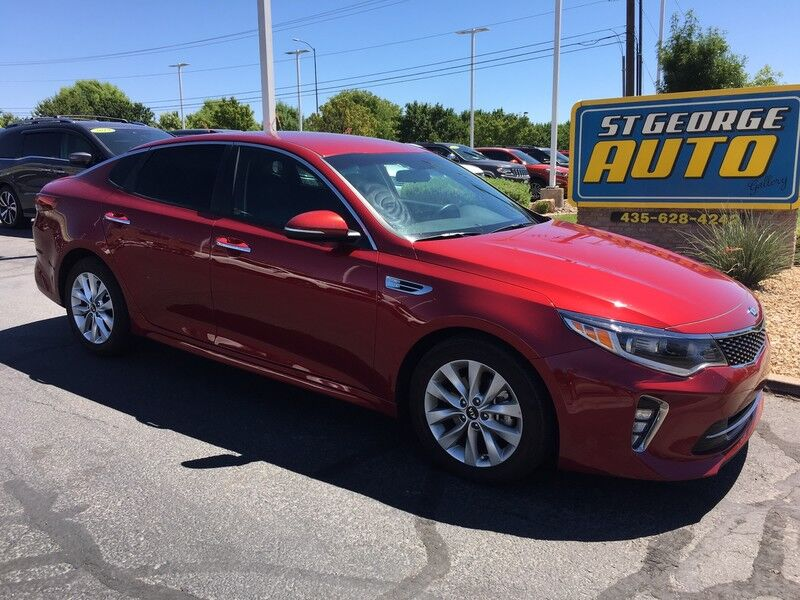 2018 Kia Optima S St George UT