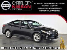 2018_Kia_Optima_S_ Topeka KS