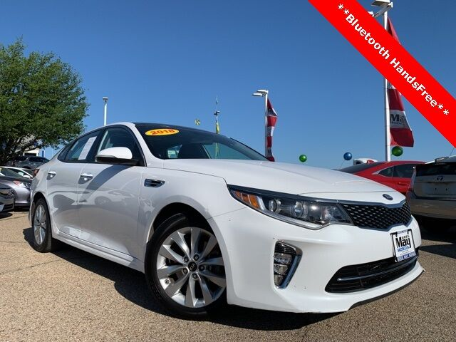 2018 Kia Optima S Waco TX