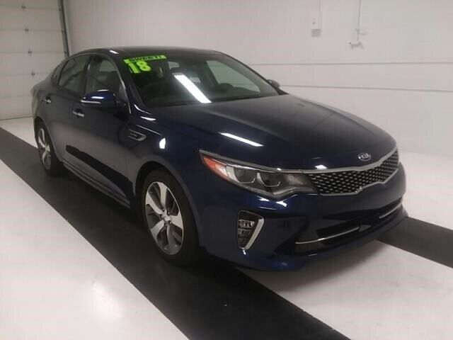 2018 Kia Optima SX Auto Manhattan KS