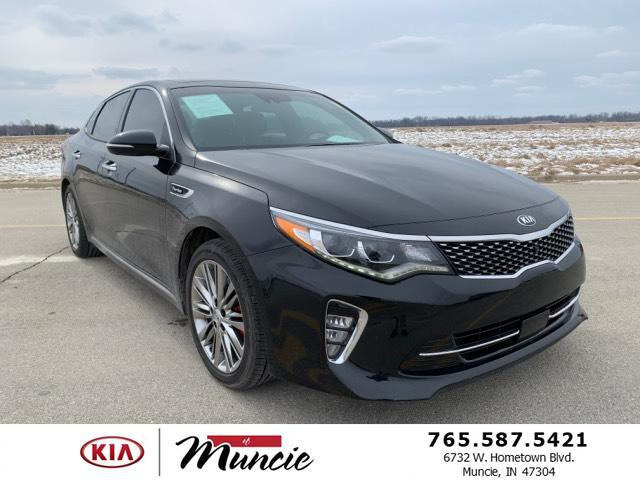 2018 Kia Optima SX Auto Muncie IN
