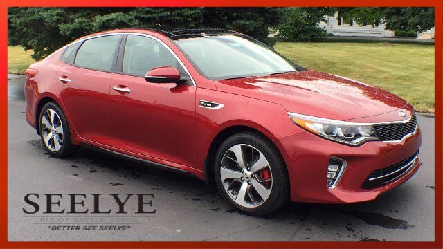2018 Kia Optima SX Battle Creek MI