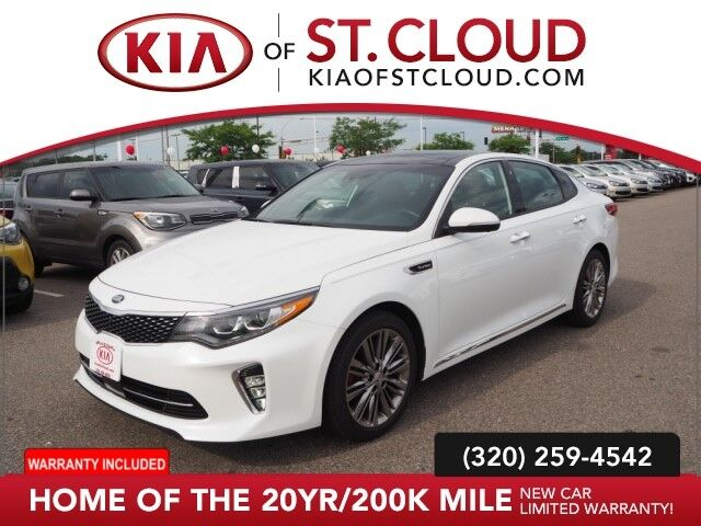 2018 Kia Optima SX Turbo St. Cloud MN