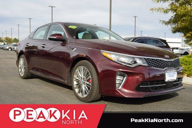 2018 Kia Optima SX Windsor CO