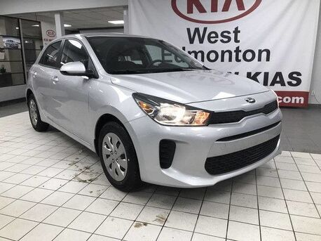 2018_Kia_Rio 5-door_LX+ FWD 1.6L *REARVIEW CAMERA/HEATED CLOTH FRONT SEATS/BLUETOOTH*_ Edmonton AB