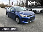 2018 Kia Rio LX+ Auto. Bluetooth! Backup cam! No accidents! Heated seats! Steering assist!