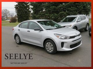 2018_Kia_Rio_LX_ Battle Creek MI