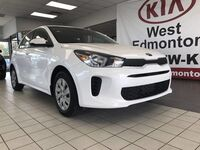 Kia Rio LX+ FWD 1.6L *REARVIEW CAMERA/HEATED CLOTH FRONT SEATS/BLUETOOTH* 2018