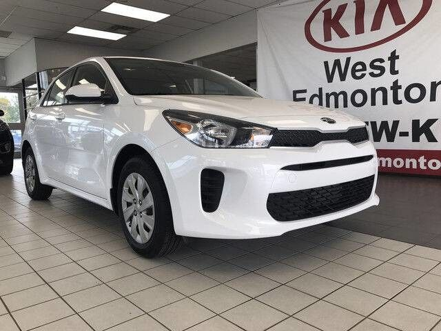 2018 Kia Rio LX+ FWD 1.6L *REARVIEW CAMERA/HEATED CLOTH FRONT SEATS/BLUETOOTH* Edmonton AB
