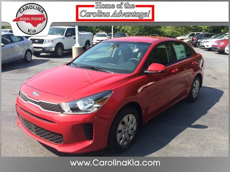 2018_Kia_Rio_S_ High Point NC