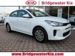 2018 Kia Rio S Sedan, Remote Keyless Entry, Rear-View Camera, Touch-Screen Audio, Bluetooth Technology