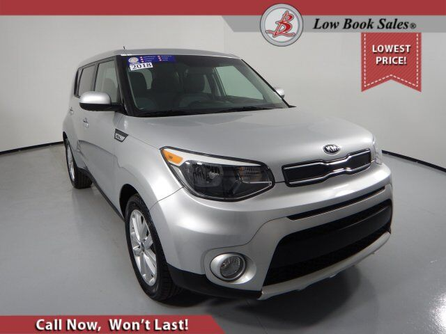 2018 Kia SOUL + Salt Lake City UT