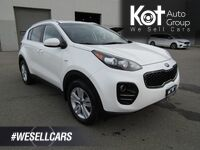 Kia SPORTAGE LX! AWD! BRAND NEW TIRES! LOW KMS! BACK UP CAM! BLUETOOTH! HEATED SEATS! NO ACCIDENTS! 2018