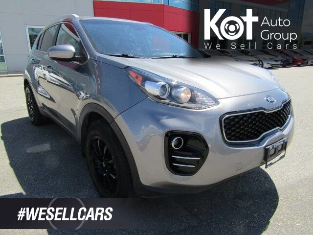 2018 Kia SPORTAGE LX AWD! NO ACCIDENTS! 1 OWNER! BACK UP CAM! BLUETOOTH! APPLE CAR Kelowna BC