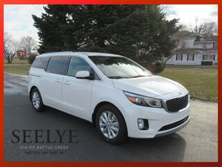 2018_Kia_Sedona_EX_ Battle Creek MI