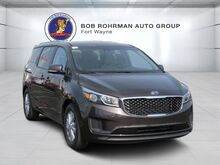 2018_Kia_Sedona_LX_ Fort Wayne IN