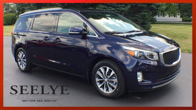 2018 Kia Sedona SX Battle Creek MI