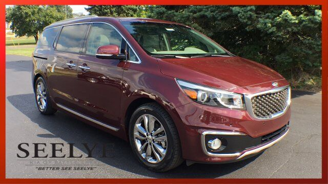 2018 Kia Sedona SX-L Battle Creek MI